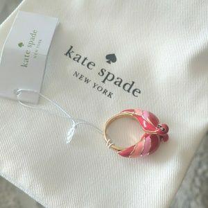 Kate Spade Size 6 Bird Ring